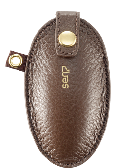 smart pouch brown